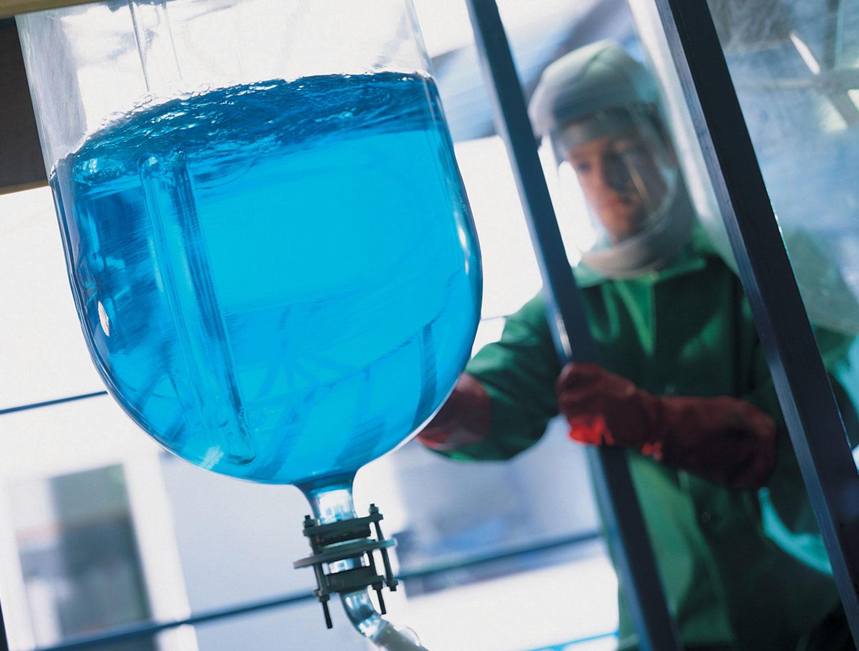 Sistemas de bombeo PCM para los fluidos químicos corosivos y fragiles