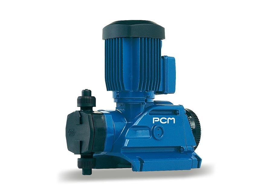 Bomba de dosificación con membrana PCM Lagoa™