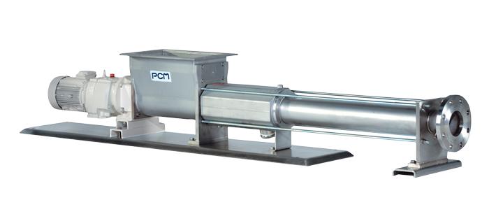 Bombas de tornillo PCM GVA