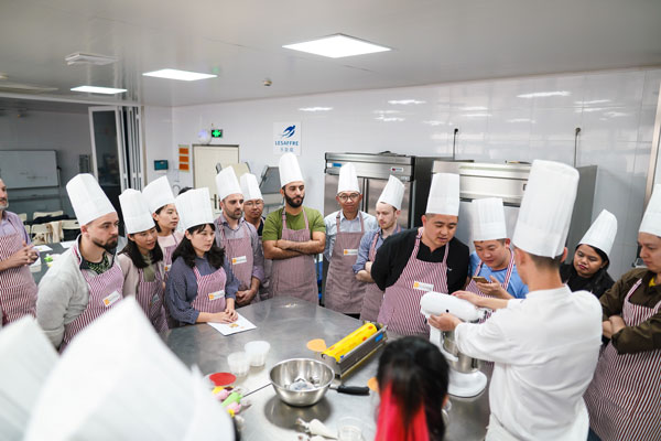 association Shanghai Young Bakers 1
