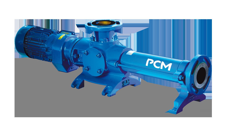 PCM_EcoMoineau_M 铸铁螺杆泵