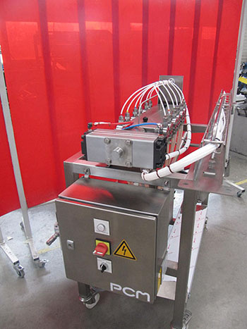 PCM 12 heads dosing system