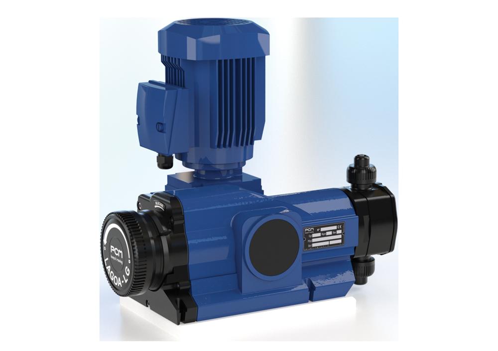 PCM往复泵:LAGOA™系列