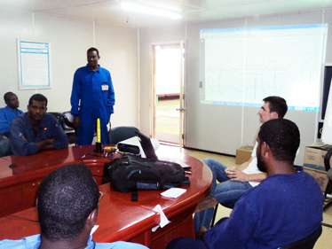 PCM on-site trainings: transfer PCP knowledge to client