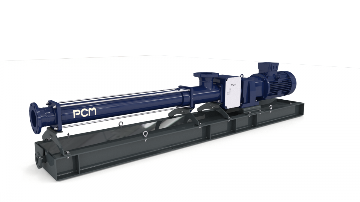 PCM broadens its range of API compliant Progressing Cavity Pumps
