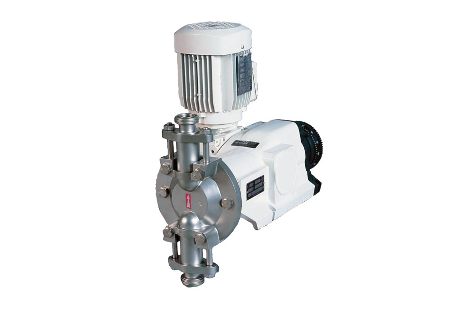 Lagoa food diaphragm dosing pump