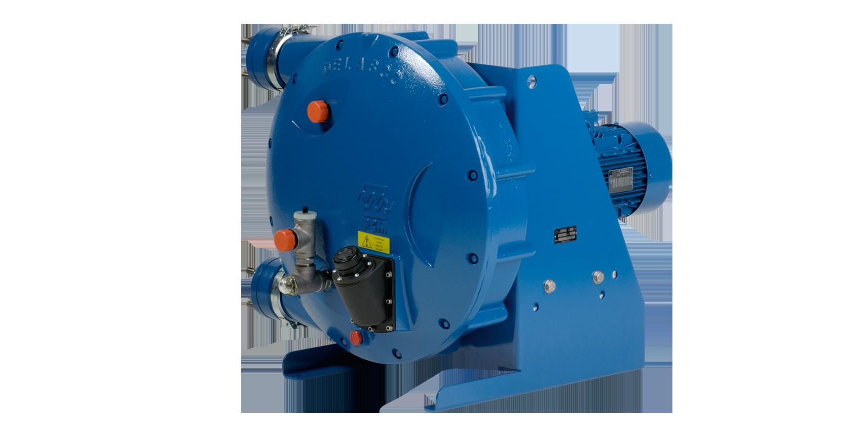 PCM Delasco™蠕动泵 - DL系列 - 石油和天然气表面转移