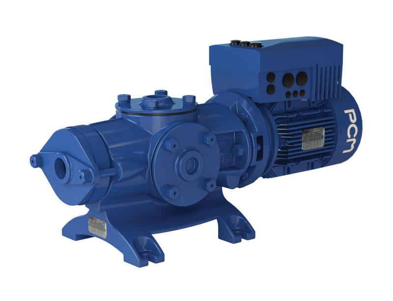 Cast iron progressing cavity pump PCM Compact