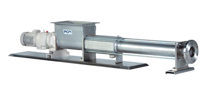 Exzenterschneckenpumpe mit trichter PCM GVA