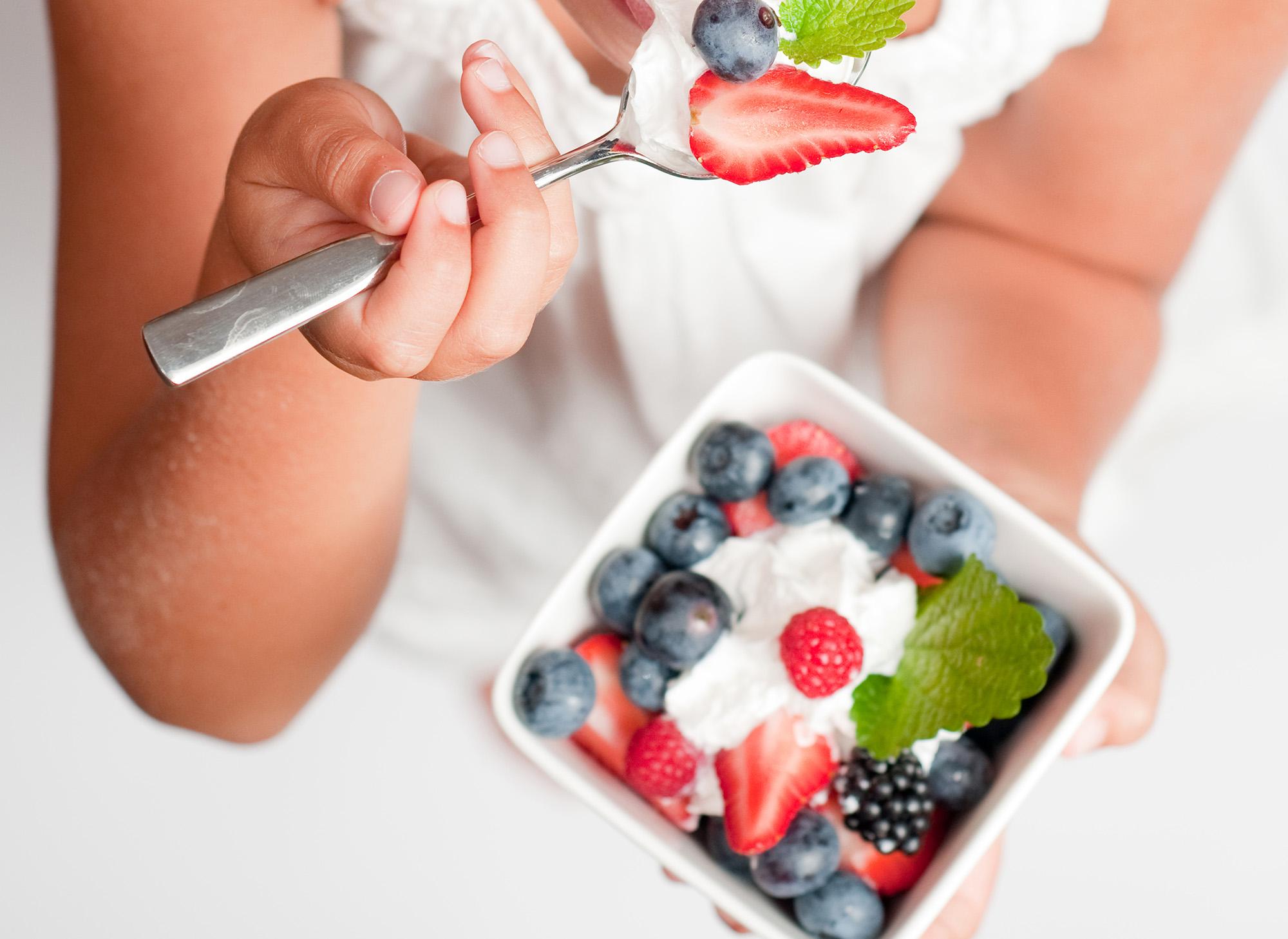 水果和蔬菜