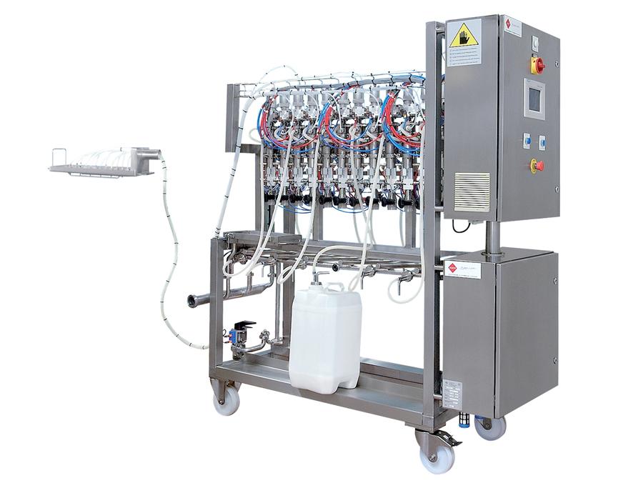 Система наполнения ароматизаторов ПСМ