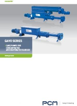 брошюра PCM Gavo