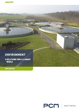 Brochure Environment market