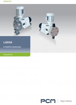 Brochure pompes doseuses à membrane Lagoa™