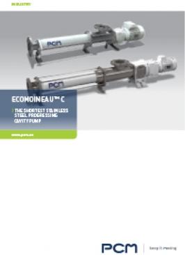 Брошюра по насосу PCM EcoMoineauTMC