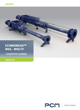 PCM EcoMoineau™ MVA Broschüre