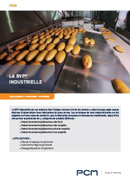 Fiche application BVP industrielle