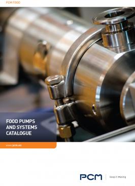 食品泵及系统目录