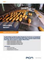 Foglio di applicazione - Panificio industriale