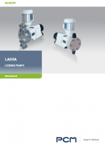 Brochure dosing pumps LAGOA