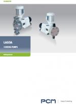 Брошюра по дозирующим насосам LAGOA