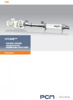 小册子 - HyCare™ 卫生级螺杆泵