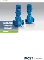 Catalogo PCM Maceratori