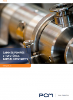 Brochure panorama des pompes et systèmes agroalimentaires