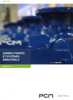 Brochure panorama des pompes et systèmes industriels