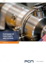 Brochure range food pumps systems