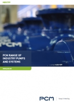 Brochure range industry pumps systems