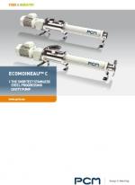 Brochure stainless steel PCP EcoMoineau C