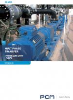 Brochure surface transfer