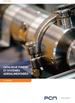 catalogue des pompes et systemes agroalimentaires