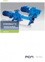 EcoMoineau™ M gusseisen PCP Broschüre