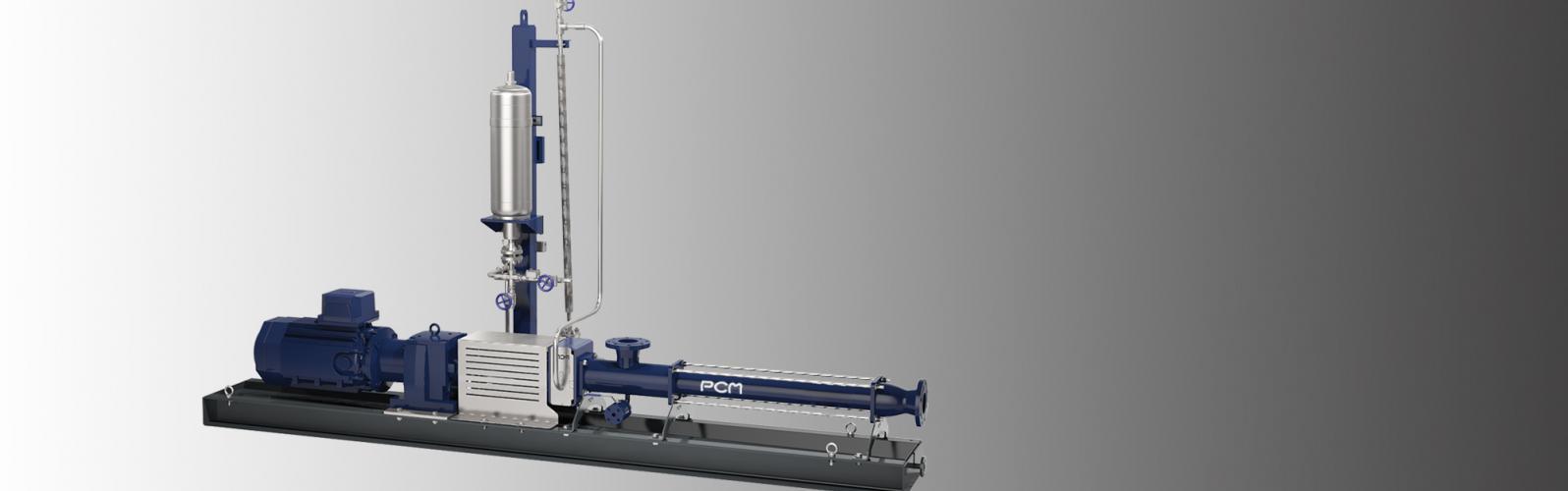 PCM是油气工业 的泵送解决方案的供应商