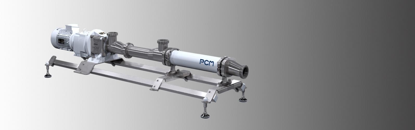 PCM HyCare™ – самый чистый винтовой насос на рынке