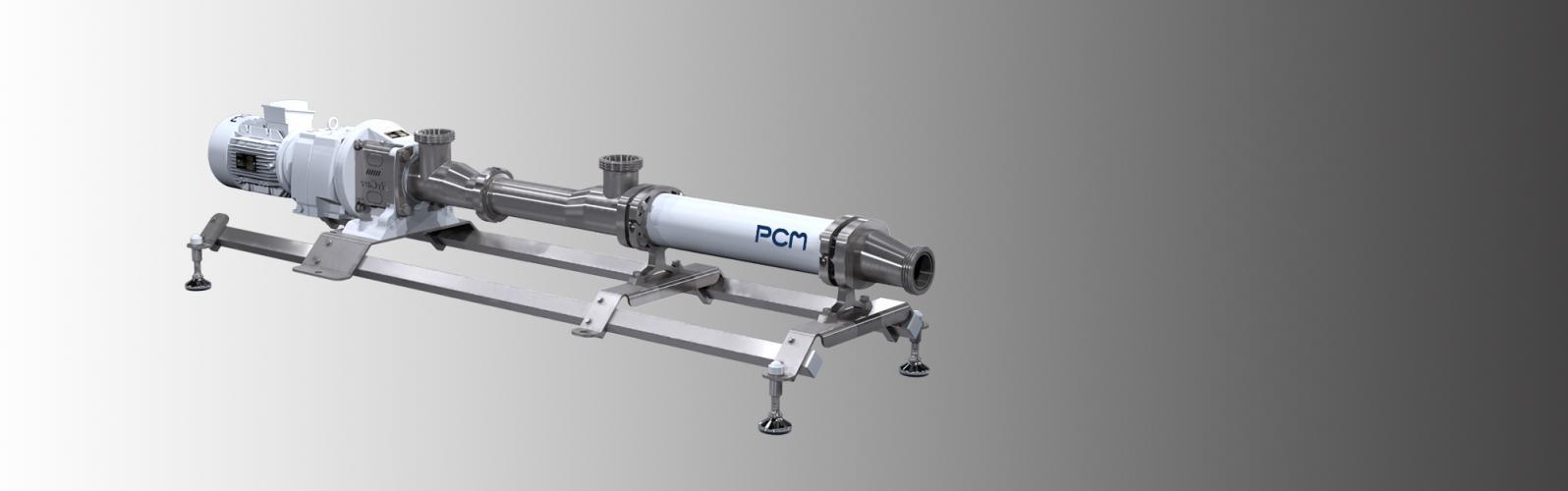 HyCare™是当今市场上最卫生的螺杆泵