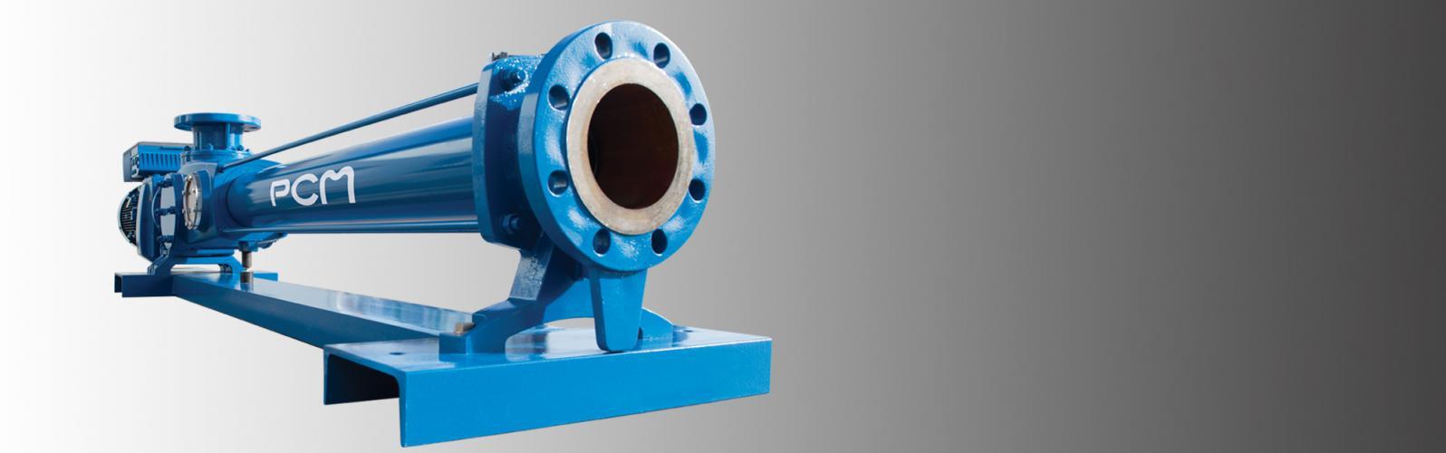 PCM EcoMoineau™ M  第一款绿色设计的螺杆泵