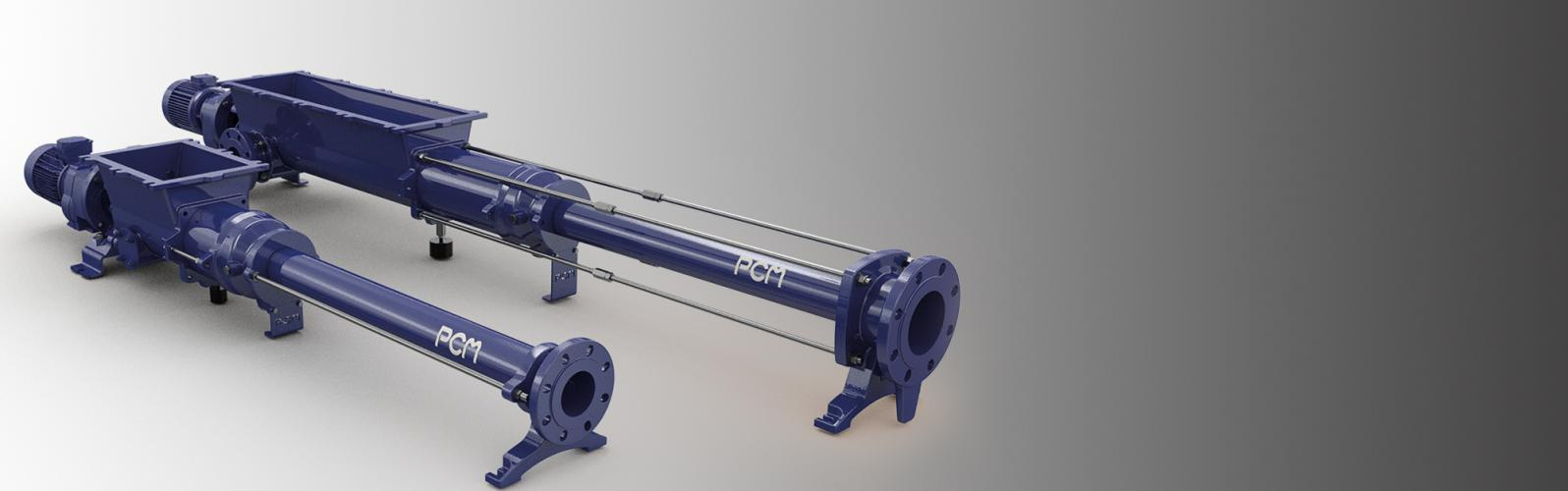 PCM, your leading manufacturer of progressing cavity pumps for Oil & Gas, food and industry