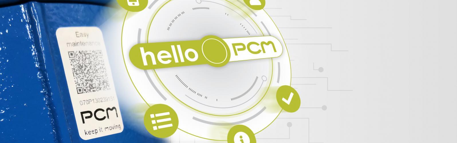 Hello PCM - Aplicación digital