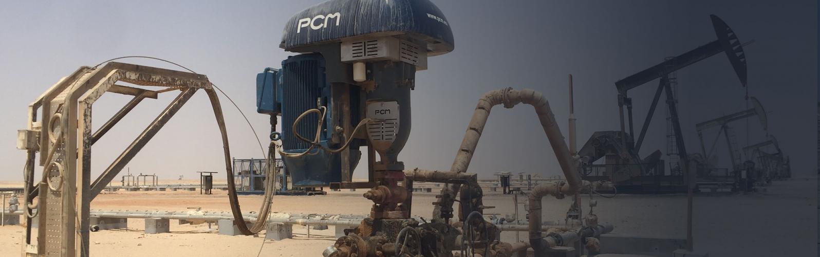 Die originale Öl- und Gaspumpen und Systemen