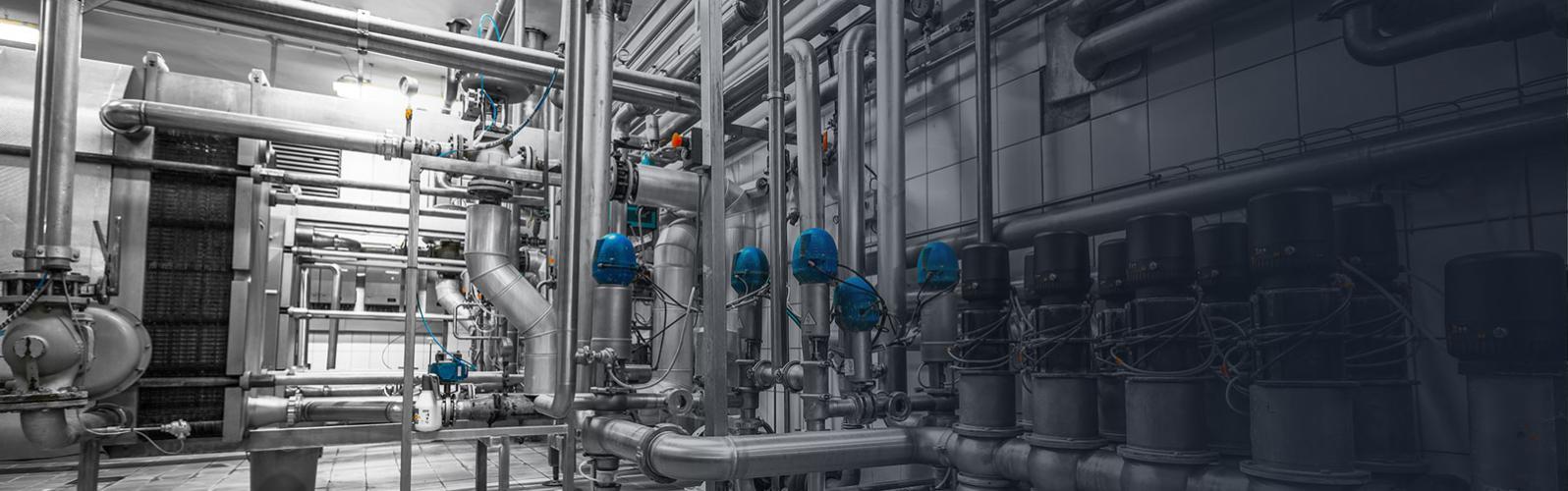 Nuestros sistemas le permiten mejorar sus procesos industriales
