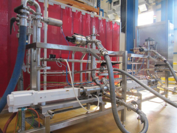 Dosyfruit™ 2 modules dosing station