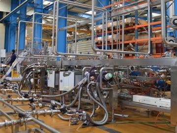 Dosyfruit™ & station d'additifs 4 modules avec pesage intégré des contenants