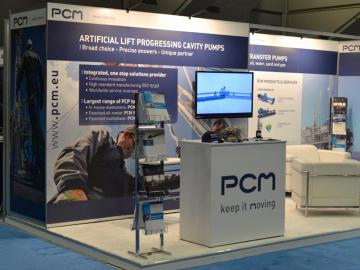 Fiere ed eventi della PCM fornitore di pompe monovite