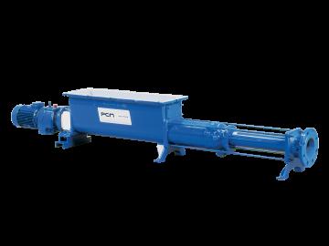PCM GVA 系列滤渣泵各种应用-客户现场