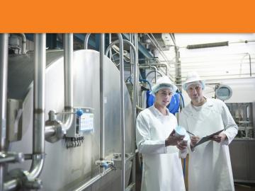 PCM nell'industria alimentare