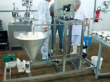 Messa in servizio pompe e sistemi - Industria alimentare