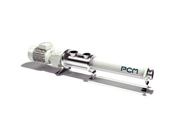 EcoMoineau™ C 食品级螺杆泵
